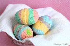Diy Easter Egg Bath Bombs Fun Candy Alternative