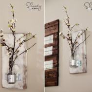 Diy Easy Glass Tile Mirror Frame Crafts Home Decor