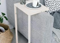 Diy End Tables Look Stylish Unique