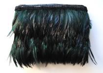 Diy Feather Clutch Blog
