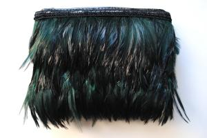 Diy Feather Clutch Blog