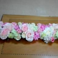 Diy Floral Table Runner Tutorial