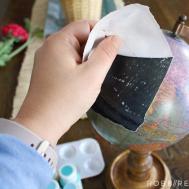 Diy Flower Garden Globe Robb Restyle