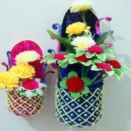 Diy Flower Vase Plastic Bottle