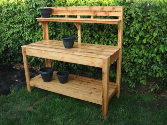 Diy Garden Potting Work Bench Ideas Interior Design
