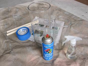 Diy Gold Mercury Glass Hmh Designs