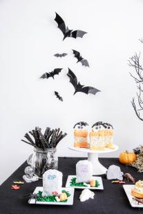 Diy Halloween Dessert Table Let Mingle Blog