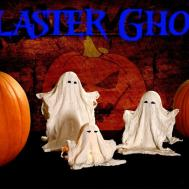 Diy Halloween Plaster Ghost Decorations Fast Easy Cheap