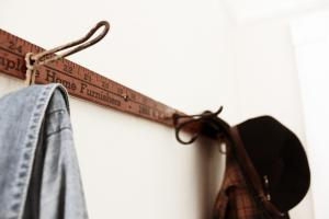 Diy Industrial Coat Rack Boat People Vintage Style