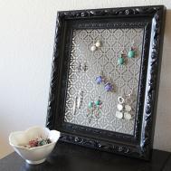 Diy Jewelry Holder Simple Yet Pretty Ideas