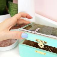 Diy Jewelry Storage Box Style Guru Fashion Glitz