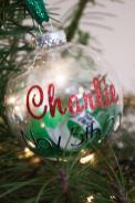 Diy Keepsake Christmas Ornament Baby Project Nursery