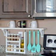 Diy Kitchen Storage Organization Ideas