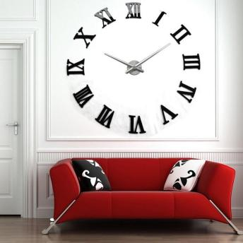 Diy Large Wall Clock Designs