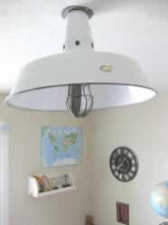 Diy Light Fixture Decorating Ideas Hanging Boys