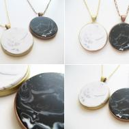 Diy Make Faux Marble Polymer Clay Tutorial