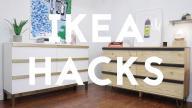 Diy Modern Dresser Hack Tarva