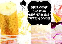 Diy New Years Eve 2016 Party Ideas Treats Drinks