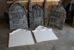 Diy Nightmare Before Christmas Halloween Props Made