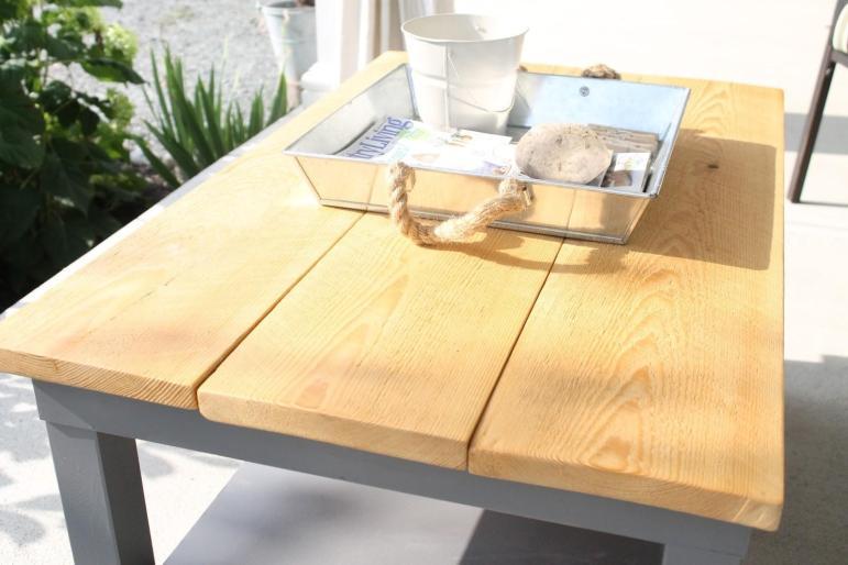 Diy Outdoor Coffee Table Hack Unique Nest