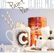 Diy Paint Pen Coffee Mug Cofran Home
