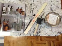 Diy Painted Vase Studio Style Blog