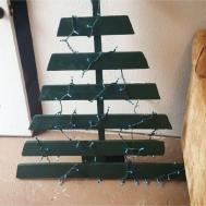 Diy Pallet Christmas Tree Ideas Tried Involvery