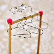 Diy Paper Clips Mini Hangers Agus Yornet Blog