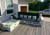Diy Patio Furniture Need Decorationy