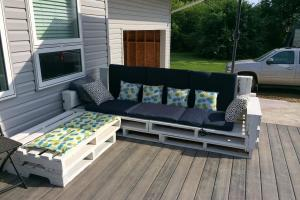 Diy Patio Furniture Need Decorationy