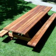 Diy Picnic Table Plans