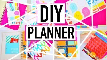 Diy Planner Budget Organization Back School