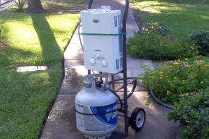 Diy Portable Water Heater Project Your Outdoor