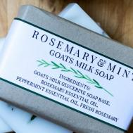 Diy Rosemary Mint Soap Recipe Melt Pour Version