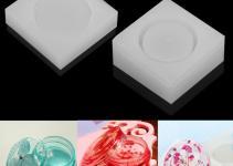 Diy Silicone Storage Box Mold Epoxy Resin Casting Jewelry