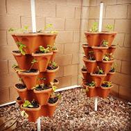 Diy Stackable Planter