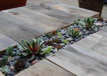 Diy Succulent Table Far Out Flora