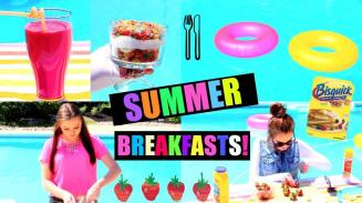 Diy Summer Breakfast Ideas Fun Easy