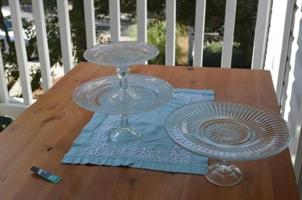 Diy Tiered Cake Stand Bonnoces Tier Acrylic Glass Round