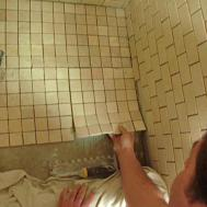 Diy Tile Shower Floor Houses Flooring Ideas Blogule