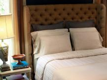 Diy Upholstered Diamond Tufted Headboard Home Decor