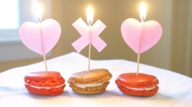 Diy Valentine Day Candles Make