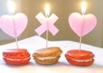 Diy Valentine Day Candles Make