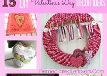 Diy Valentine Day Decor Ideas
