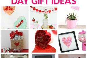 Diy Valentines Day Gift Ideas Little Craft Your