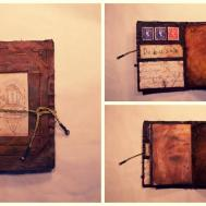 Diy Vintage Journal