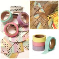 Diy Washi Tape Charm Bracelets Craft Tutorial Darice