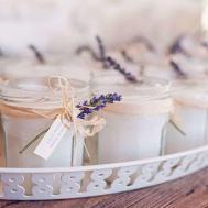 Diy Wedding Favors Spring Fresh