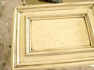 Diy White Distressed Kitchen Cabinets Temasistemi