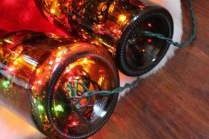 Diy Wine Bottle Christmas Lights Blog Your